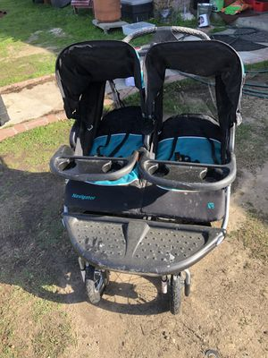 Expedition double jogging stroller for Sale in Los Angeles, CA