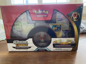 Pokemon TCG: Shining Legends Super Premium Ho-Oh Collection for Sale in Riverside, CA