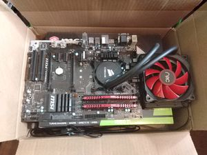 Bundle of computer parts for Sale in Tacoma, WA