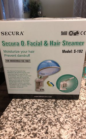 Brand New hair and facial steamer for Sale in Portland, OR