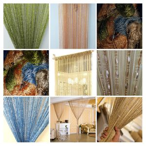 $180 Decorative Door String Curtain Wall Panel Fringe Window Room Blind Divider Tassel Screen Home 100cm 200cm for Sale in New York, NY