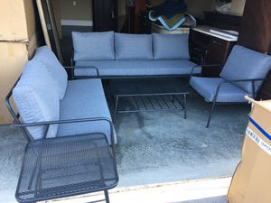 Floor model Lifestyle 5pc Patio Set for Sale in Willow Spring, NC
