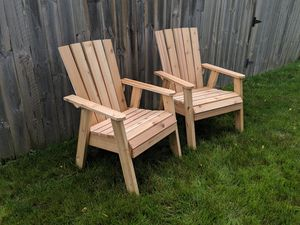Patio / Adirondack furniture for Sale in Brooklyn Center, MN