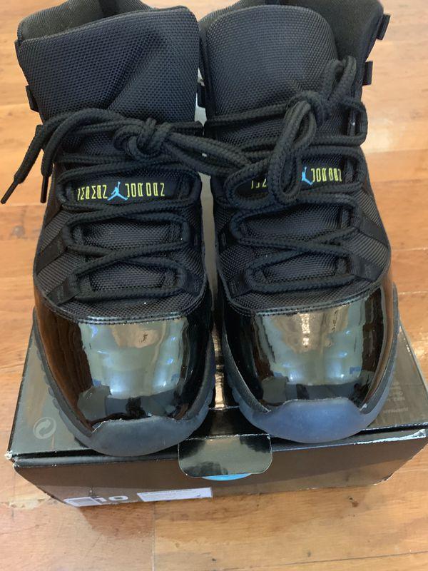 Air Jordan 11 size 10 excellent condition