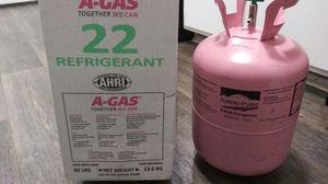 R22 and 410a Freon. for Sale in Jonesboro, GA