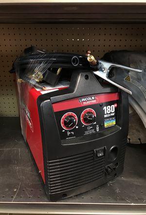 Lincoln 180hd welder for Sale in Portland, OR
