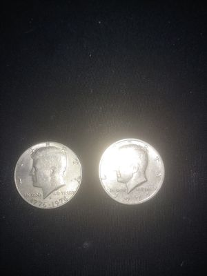 Hafe a doller coins for Sale in Tallahassee, FL