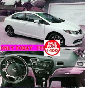 2013 Honda Civic Price$1400 for Sale in Houston, TX