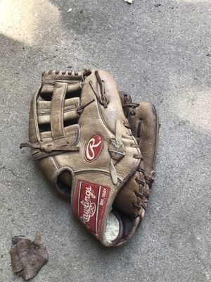 "Used 11.75"" Leather Baseball Glove for Sale in Kirkwood, MO"