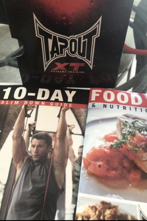 TAPOUT XT Workout ! for Sale in Charlotte, NC