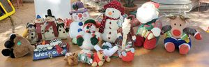 Christmas snowman for Sale in Gilbert, AZ