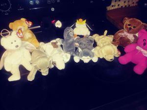 Beanie babys for Sale in Temple, GA
