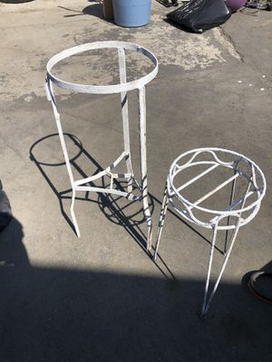 Plant stand garden stands for Sale in San Jose, CA