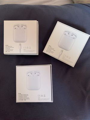 Apple Airpods Box Only for Sale in Long Beach, CA