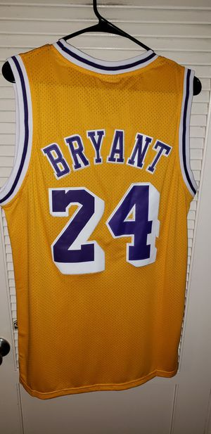 Men's Small Kobe Bryant Los Angeles Lakers Jersey New with Tags Stiched Adidas $45 pick up in West Covina. Ships +$3 for Sale in West Covina, CA