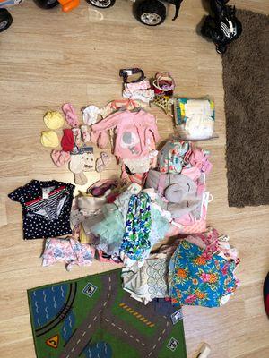 Baby girl stuff for Sale in Las Vegas, NV