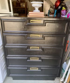 MCM Tallboy Dresser / Chest of Drawers for Sale in Seattle, WA
