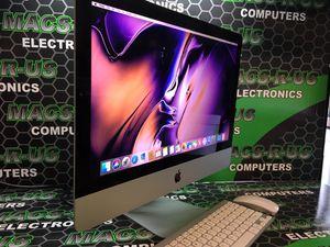 Mac Desktop with Mojave OS X, 1TB HD, 8gig RAM, 60 DAYS WARRANTY for Sale in Houston, TX
