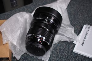 Olympus 7-14mm PRO F2.8 lens for Sale in Los Angeles, CA