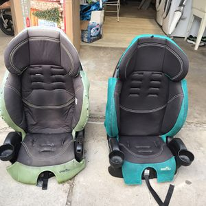 2 FREE BOOSTER SEATS for Sale in San Diego, CA