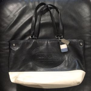 Coach Color Block Handbag for Sale in Centereach, NY