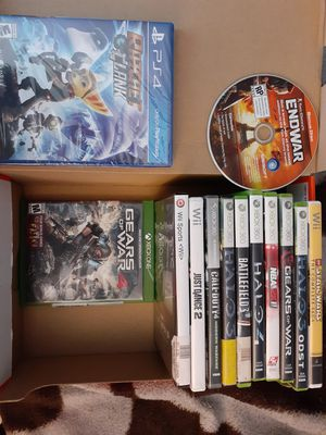 Xbox 360 and Wii games for Sale in Sanford, FL