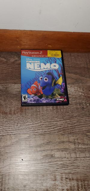 Playstation to finding the memo video game for Sale in Melrose Park, IL