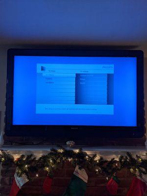 Philips 52in tv for Sale in Rancho Cordova, CA