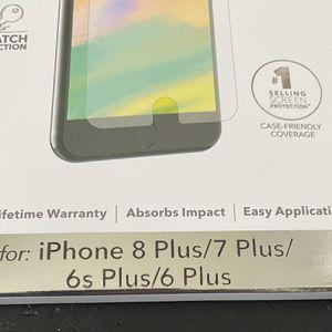 Invisible Shield Hybrid Glass Phone Protector for Sale in Stockton, CA