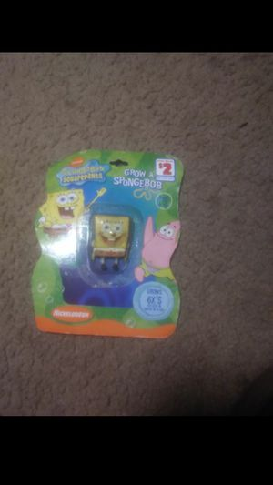 Classic 2003 Nickelodeon grow a Spongebob for Sale in Tallahassee, FL