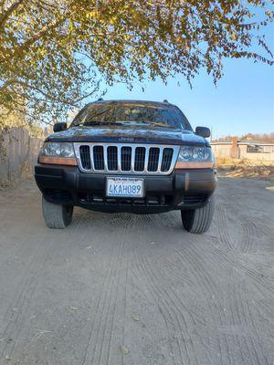 Jeep 2000 actomatyco tytulo linpio placas 2021 millas 181 noproblemas mecánicos $2500 obo for Sale in Palmdale, CA