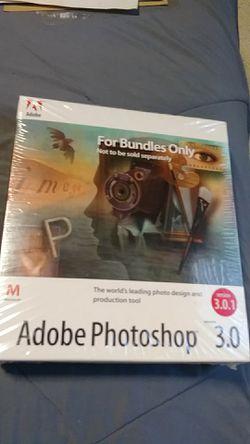 Adobe Photoshop 3.0.1 version Macintosh for Sale in Yakima,  WA