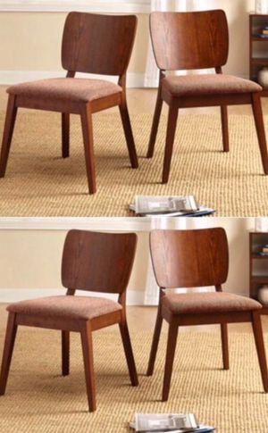 New!! Set of 4 dining chairs, dining table chairs, kitchen table chairs for Sale in Phoenix, AZ