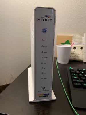 ARRIS SurfBoard WiFi Modem Model SCG2482AC for Sale in Tacoma, WA