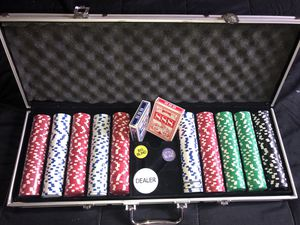 Texas hold 'em set for Sale in Kewaskum, WI