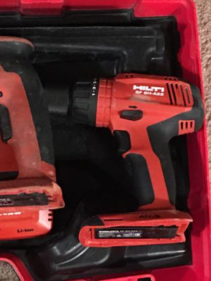 Hilti Hammer drill for Sale in Chicago, IL