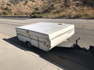 Pop Up Camper Trailer for Sale in Lake View Terrace, CA