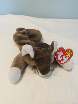 """""""Pounce"""" the Cat TY Beanie Baby 1997 Retired for Sale in Austin, TX"""