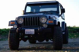 2002 Jeep Wrangler for Sale in Olympia, WA