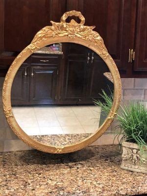 """Antique Ornate mirror 24"""" x 28"""" for Sale in Smyrna, TN"""
