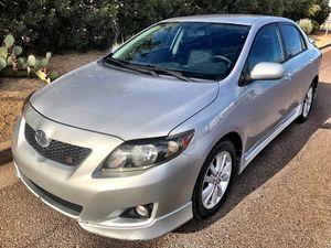 2010 Toyota Corolla S for Sale in Phoenix, AZ