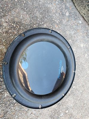 """Planet Audio 8"""" Subwoofer for Sale in Houston, TX"""