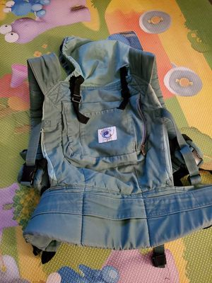 Ergo baby carrier in good condition for Sale in Fremont, CA