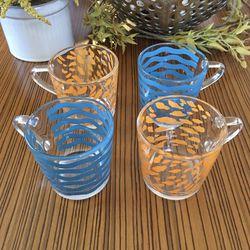 IKEA Godta Retro Style Glass Cups - Retired for Sale in Union City,  NJ