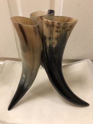 Rare 1950's Bull's Horns Vase for Sale in New York, NY