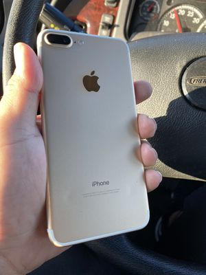 Unlocked iPhone 7 Plus 256g for Sale in Perris, CA