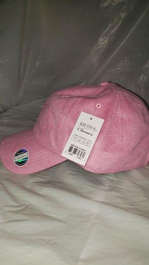 KBethos Pink Suede Hat for Sale in Rockland, MA