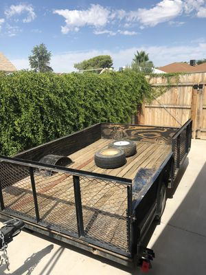 Trailer 6x10 for Sale in Peoria, AZ