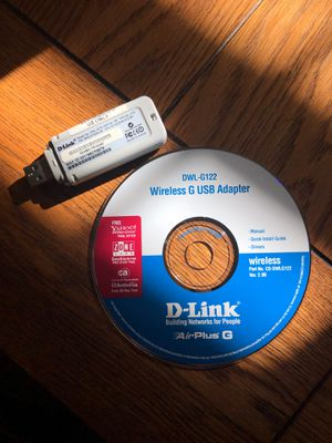 (2) USB Adaptor + software for Sale in San Antonio, TX