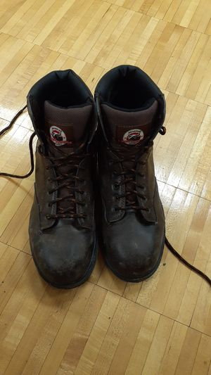 Steel toe work boots for Sale in Columbus, OH